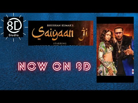 saiyaan-ji- -yo-yo-honey-singh- -8-diminsion- -#yoyohoneysingh- -#saiyaanji- -#8d- -#technexus- 
