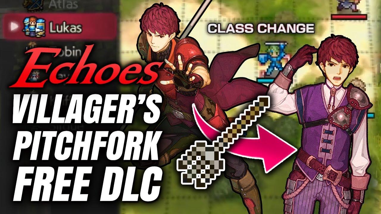 Fire Emblem Echoes: The Best Class for Each Villager, fire