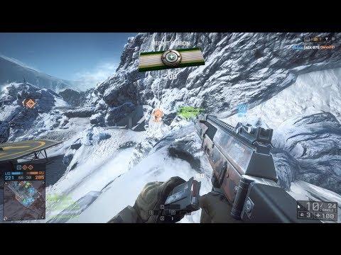 (DBV-12 Shotgun) Battlefield 4: Domination - Operation Locker W/ Live Commentary