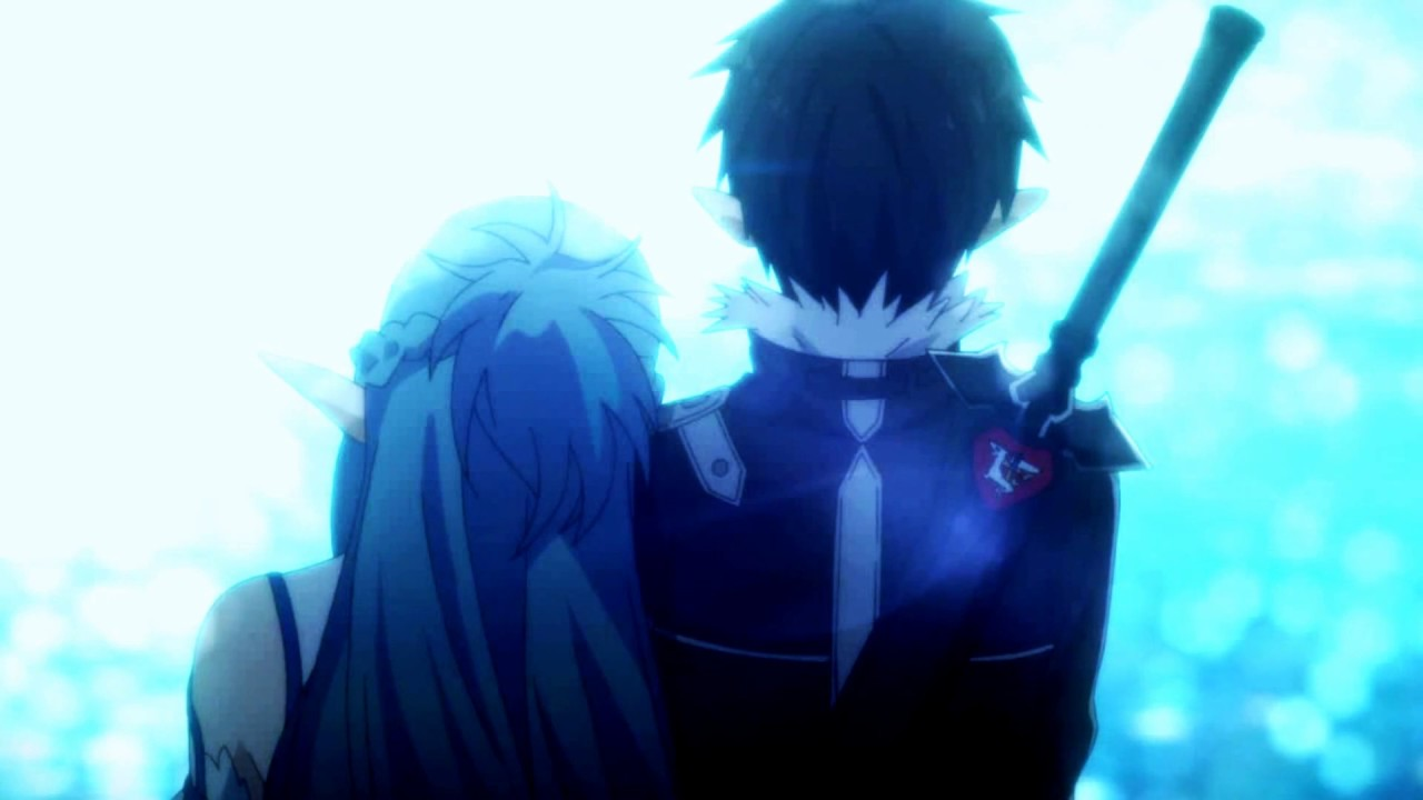 Love Wallpaper Hd Animation : Live Anime Wallpaper (Sword Art Online) - A Tiny love ?? [HD] 1080p - YouTube