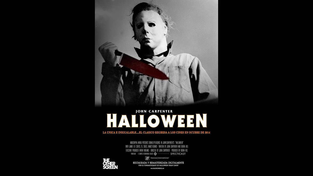 halloween by john carpenter essay This youtube video essay celebrates john carpenter's iconic halloween, while paralleling it with david robert mitchell's new horror classic.
