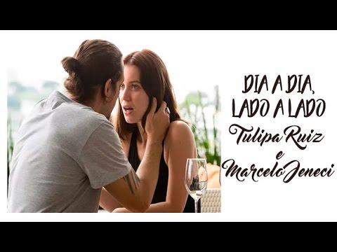 Tulipa Ruiz e Marcelo Jeneci - Dia a Dia, Lado a Lado Trilha Sonora 'Rock Story' (Legendado)