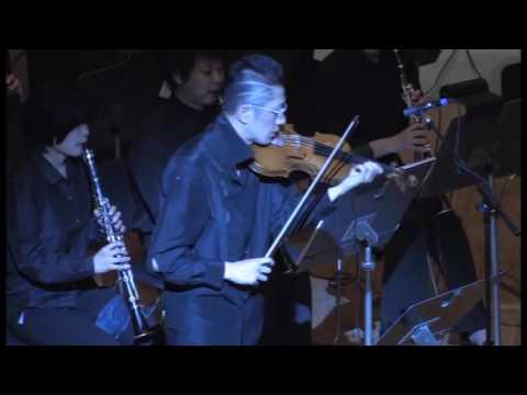 吹奏楽とバイオリン:石田泰尚氏を迎えて:リベルタンゴ