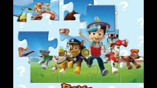 PAW Patrol Puzzle 2 (Щенячий патруль пазл: Райдер и щенки) - прохождение игры