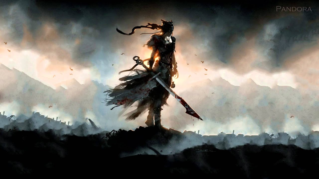 Anime Fallen Angel Wallpaper Audiomachine Knights And Lords Epic Heroic Powerful