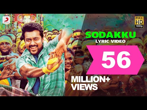 Sodakku Mela Song Lyrics From Thaanaa Serndha Koottam