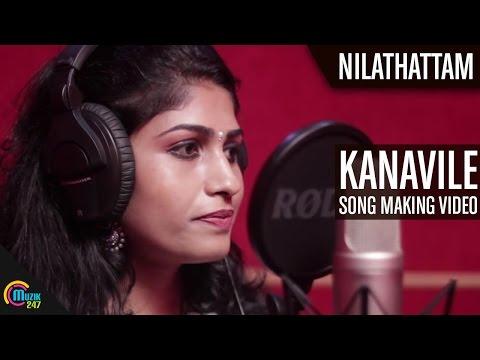 Kanavile Song Making Video ft Praseeda| Nilathattam Album