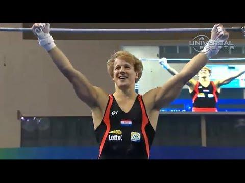 Zonderland remains High Bar Champion - Universal Sports