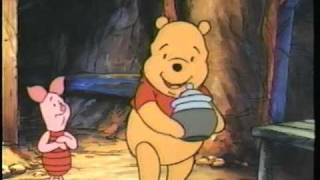 Opening to Winnie the Pooh: Pooh Wishes 1997 VHS