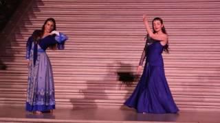 Shahrzad Dance - Norooz 2016 - San Francisco City Hall