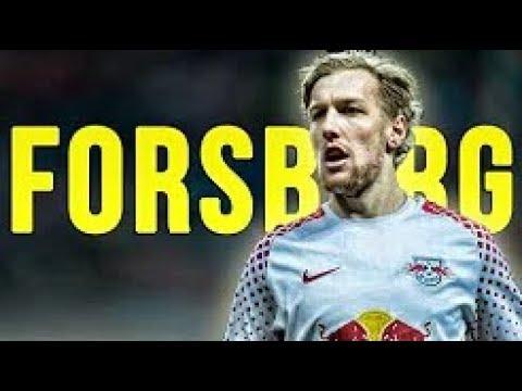 Emil Forsberg 2018 - The Swiss Genius - Crazy Skills, Assists & Goals HD