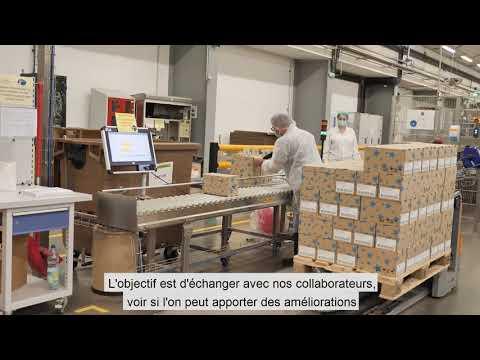 Sécurité des salariés : l'approche Manpower fait recette chez Cémoi, roi français du chocolat