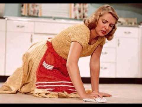 Lib Men Who Don't Do Housework: The REAL War On Women