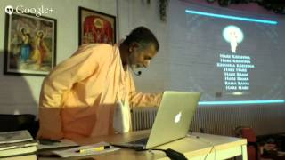 MASTER CLASS Mysteries of the sacred universe by Sripad Bhaktivedanta Dandi Maharaja