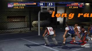 NBA Street Vol. 2 GameCube Gameplay HD