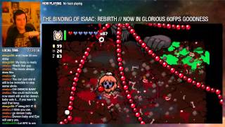 Mega-Satan AFK to win - The Binding of Isaac: Rebirth