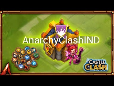 Castle Clash Rolling For Heartbreaker!