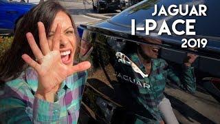 Conheça o crossover JAGUAR I-PACE 2019 de $86,871: o primeiro ELÉTRICO da marca britânica