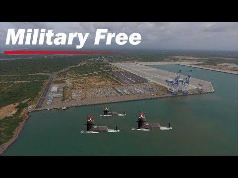 Japan Wants Sri Lanka's Hambantota Port To Be Military Free