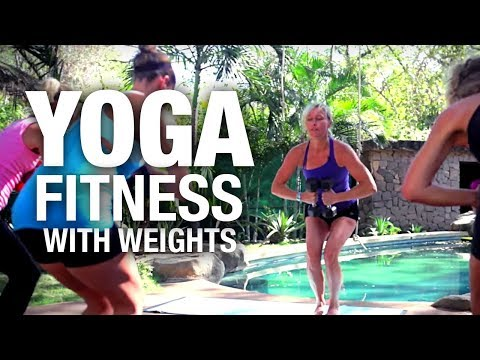 Yoga Fitness Class in Tamarindo, Costa Rica - Five Parks Yoga