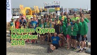 My trip to the The Cyprus Marathon, Half Marathon & 10k races March 2018