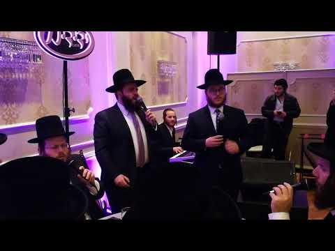 Cantor Moti boyer & cantor Hillel boyer with yedidim choir | haben yakir li - malavsky