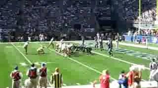 Seahawks vs 49ers Charter Section 106 Row G Seats 13&14
