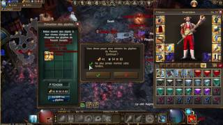 Drakensang Online - 144k Frags = Q7 Set Rank 4 - E3daam