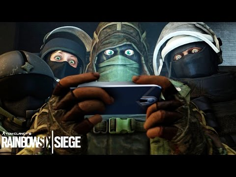 Rainbow Six Siege - Random Moments #19...