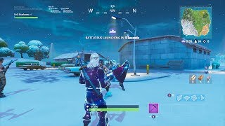 New Galaxy Skin Gameplay Fortnite Battle Royale