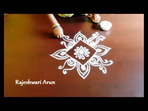 Small Muggulu Designs|| Simple Kolam Designs || Easy Rangoli Designs ||    YouTube
