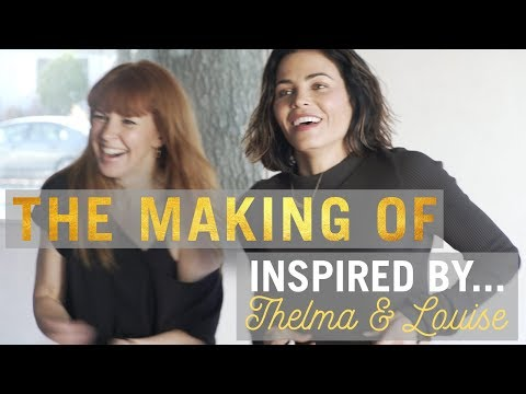 Making Of Thelma & Louise Dance  Practice Choreography