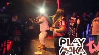 Playmaka live performance at I-10 bar & grill Gulfport Ms