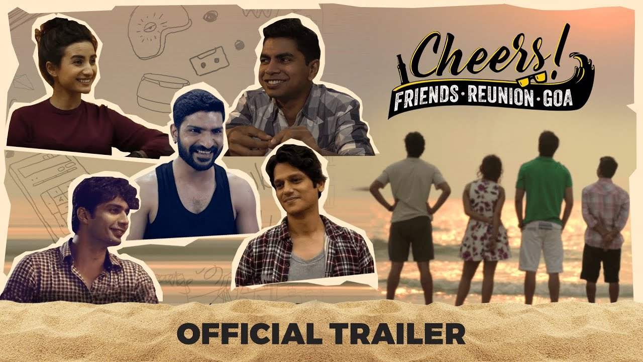 Cheers – Friends. Reunion. Goa