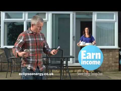 Eclipse Energy Solar PV TV Advert