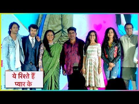 Shaheer Sheikh, Rhea Sharma, Ritvik Arora At Yeh Rishtey Hain Pyaar Ke Show Launch | FULL EVENT