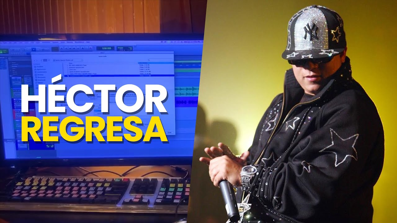 Héctor El Father REGRESA nuevas canciones