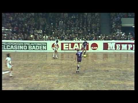 Zauberfussball Austria Wien - Rapid Wien 8:2 Stadthalle Wien