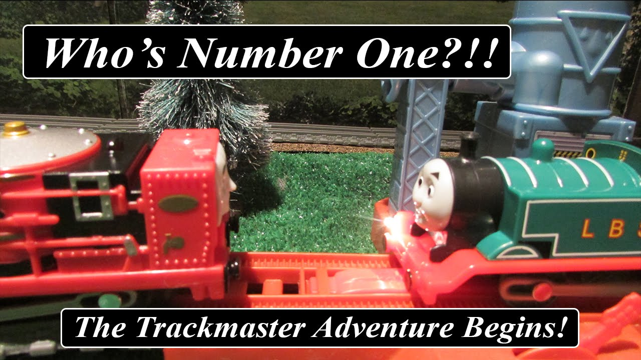 Thomas And Friends Toy Trains Trackmaster Original Thomas