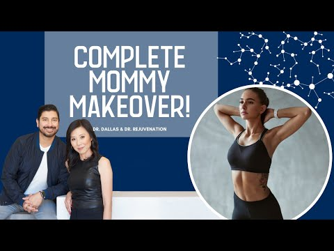 Presenting The COMPLETE MOMMY MAKEOVER!!