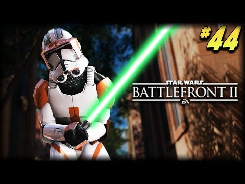 Star Wars Battlefront 2 - Funny Moments #44 (Funny Clone Wars Moments!)