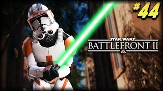 FUNNY CLONE WARS MOMENTS! - Star Wars Battlefront 2 Funny Moments #44