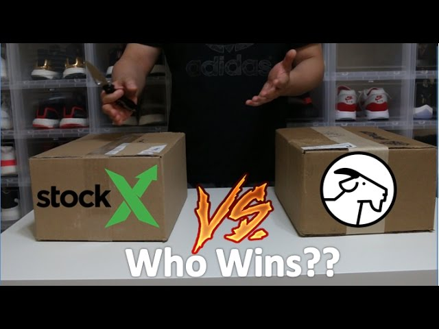 StockX VS Goat App Unboxing Everything