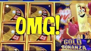 HANDPAY TIME!!! INCREDIBLE HIT ON GOLD BONANZA ✧✧ NEW GAME NU WA ZAO REN ✧✧ SLOT MACHINE JACKPOT