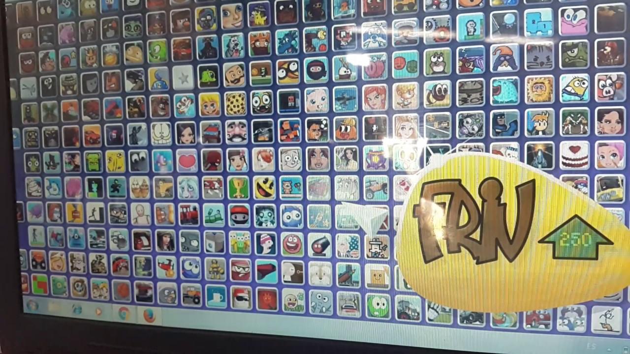 Jugando Juegos Friv Especial 40 Suscriptores Youtube