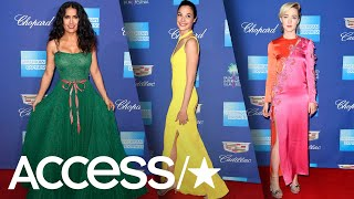From Gal Gadot To Salma Hayek: The Hottest Fashion At Palm Springs Film Fest | Access