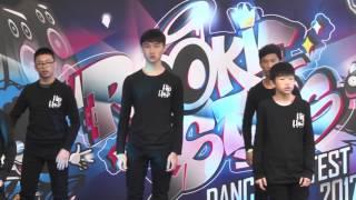 13  道慈佛社楊日霖紀念學校1隊|中學組排舞|Rookie Stars Dance Contest