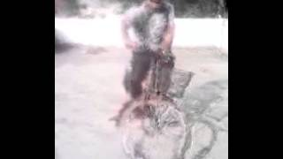 Amazing Cycle Stunt by Jitendra Khare