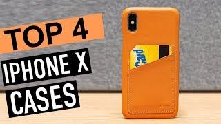 BEST 4: Iphone X Cases 2018