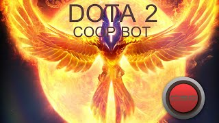 [CSQ] Dota 2 Co-Op Bot - Phoenix [Noob Game 6] Feel My Laser Beam !